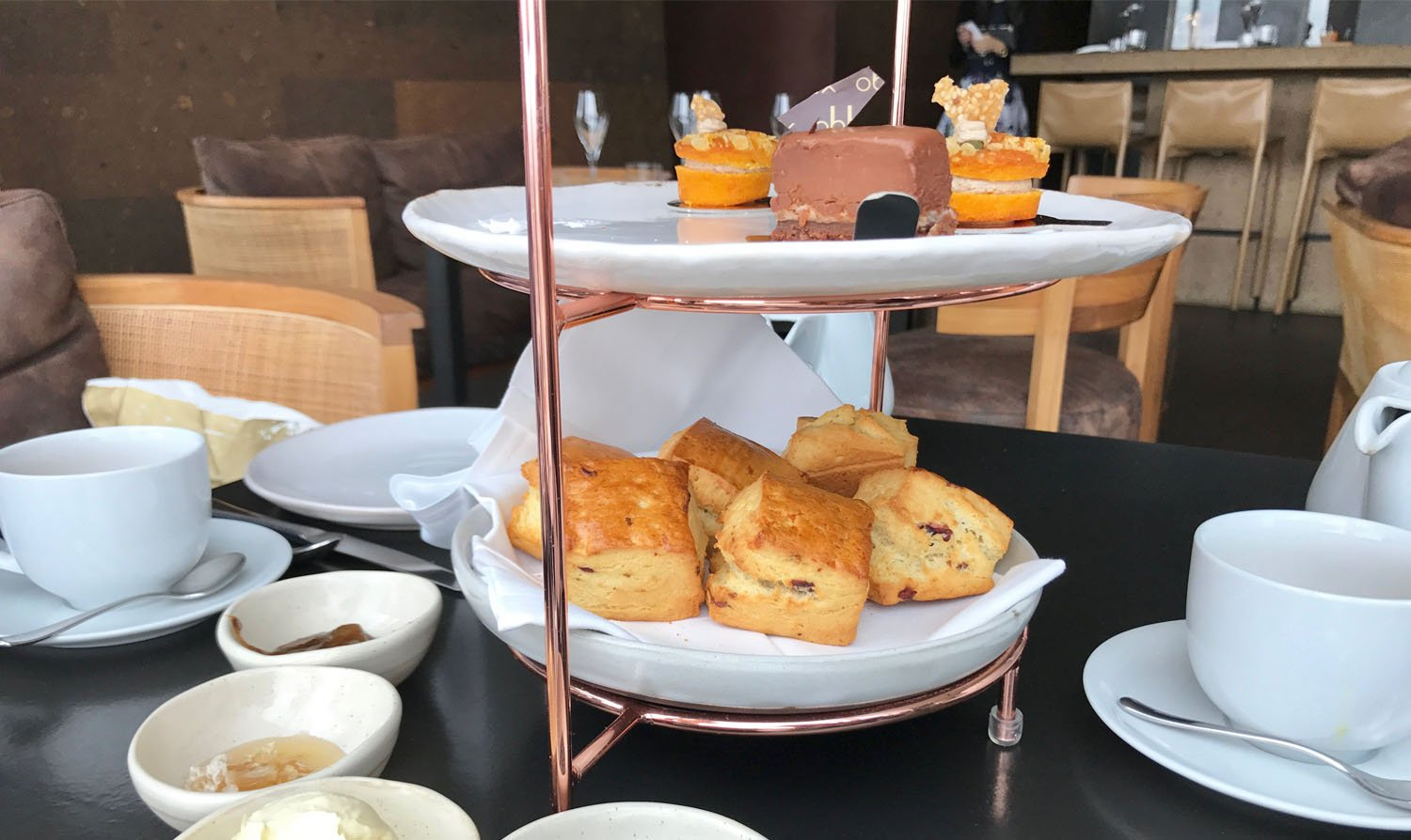 Afternoon Tea With A View Oblix London 4
