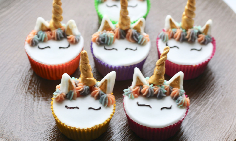 Best Birthday Treat: Unicorn Cupcakes 3