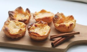 Egg Custard Tarts: It Is A Love Thing