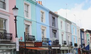 London's Prettiest Neighbourhood: Nottinghill