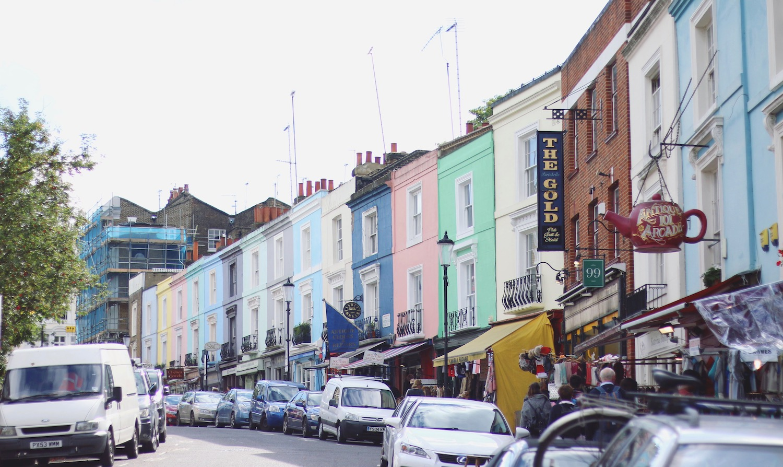 Nottinghill Portobello Road