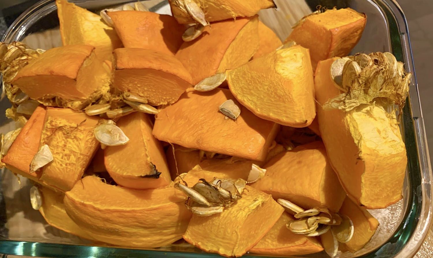 Pumpkin Soup Recipe 3