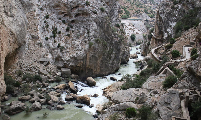 Road Trip Andalusia - El Chorro Caminito Del Rey