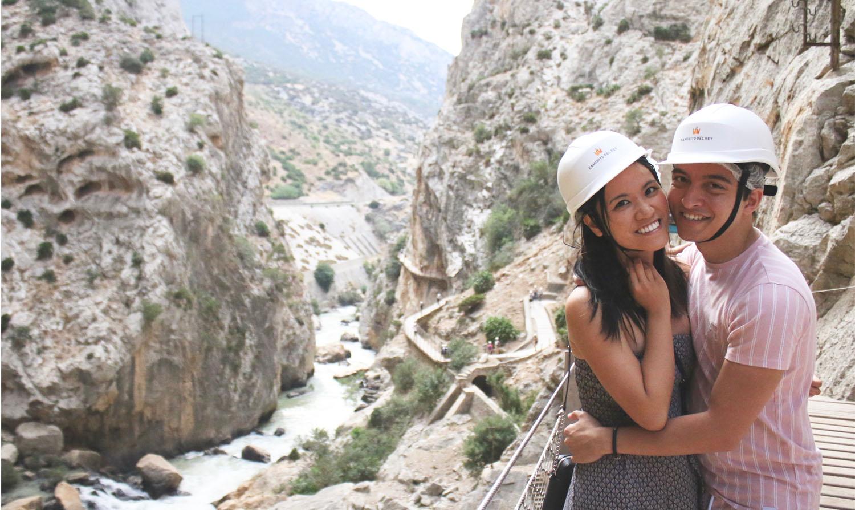 Road Trip Andalusia - El Chorro Caminito del Rey 2