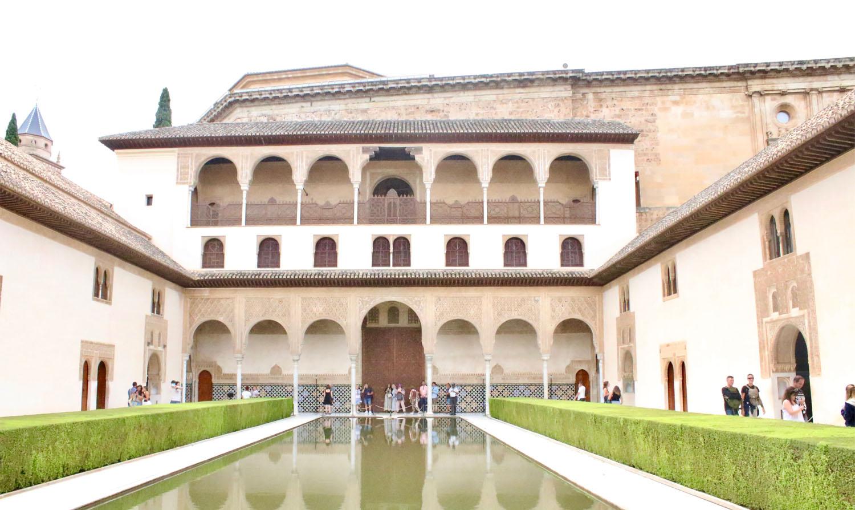 Road Trip Andalusia - Granada Alhambra 2