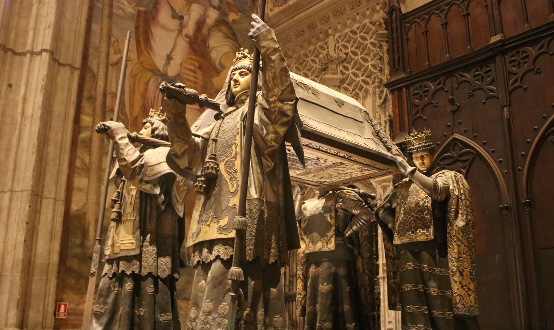 Road Trip Andalusia - Sevilla Santa Maria de la Sede