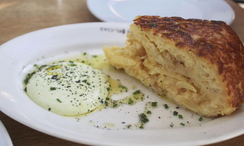 Road Trip Andalusia - Sevilla Tortillas de Patata