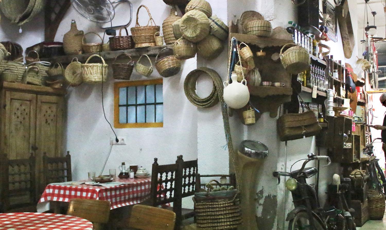 Road Trip Andalusie - Málaga Restaurant La Recova