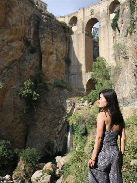 Road Trip Andalusia - Puente Nuevo