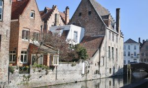 Romantic Trip For Two In The Venice Of The North - Bruges