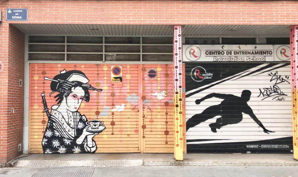 Street Art In Valencia - A Lasting Impression 3