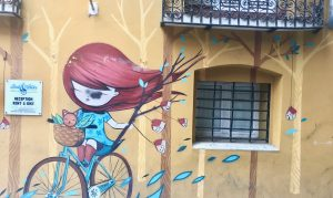 Street Art In Valencia - A Lasting Impression