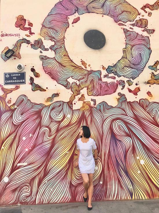 Street Art In Valencia - A Lasting Impression 4